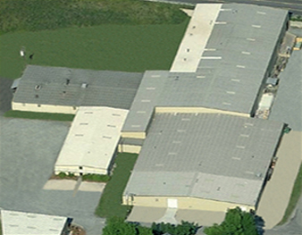Finch Industries, Inc. photo of facility from the air