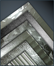 Textured Mirror, Finch Industries, Inc.