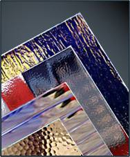 Textured Glass, Finch Industries, Inc.